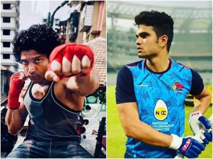 IPL 2021 News Farhan Akhtar Tweets To Support Arjun Tendulkar Mumbai Indians After Sara Tendulkar Replies To Nepotism Trolls