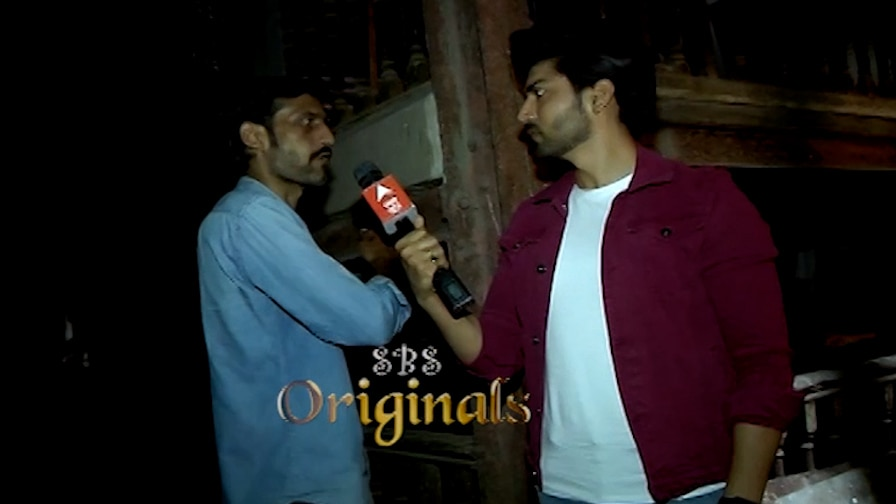 Gurmeet Choudhary promotes his new digital content in unique way