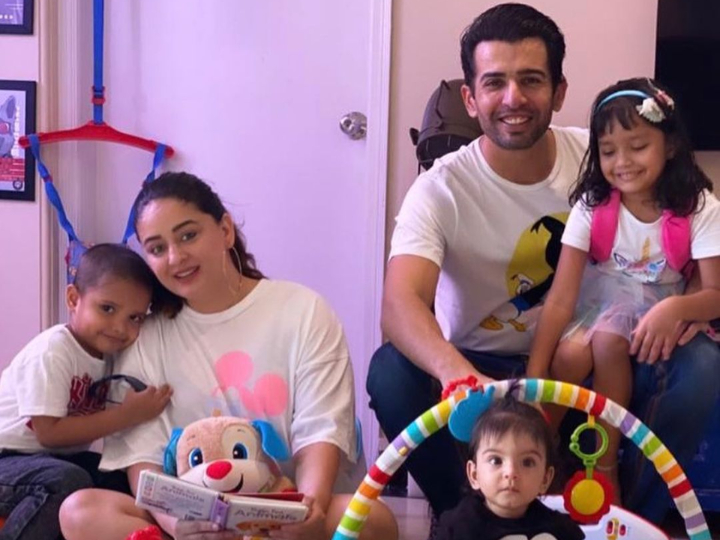 'It's Just Not Fair': Mahhi Vij Slams Trolls For Accusing Her Of 'Abandoning' Her Adopted Kids