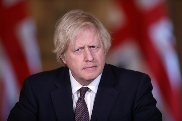 'Levels Of Hospitalisation Going Up,' UK PM Expresses Concern Over Delta Variant, Hints At Extension Of Covid Curbs