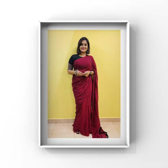 அழகோ அழகு - ரம்யா நம்பீசனின் சூப்பர் கூல் போட்டோஷூட்