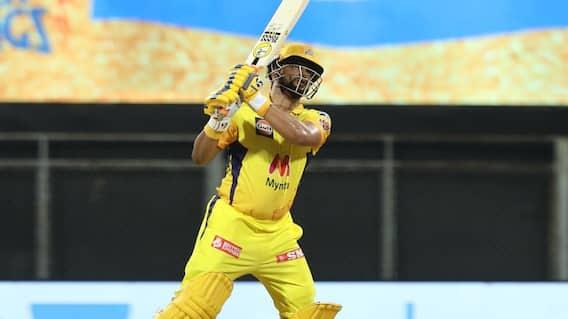 CSK vs RR, IPL 2021 Photos : ராஜஸ்தானை தெறிக்க விட்ட சென்னை சூப்பர் கிங்க்ஸ் - கலர்புல் ஆல்பம்