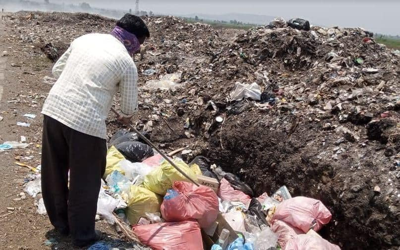 Biomedical waste: Biomedical waste has become the biggest problem of the Corona era, it can increase infection in 23 states