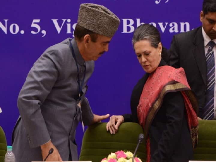 Sonia Gandhi Appoints G-23 Leader Ghulam Nabi Azad As Chairman Of Congress Task Force On Covid-19