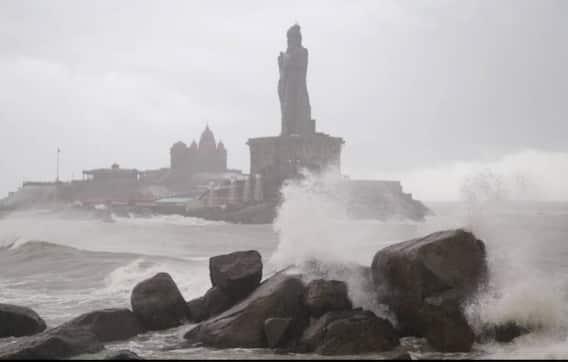 Cyclone tauktae : கடக்குது டவ்-தே! களேபரத்தில் மும்பை, குஜராத்