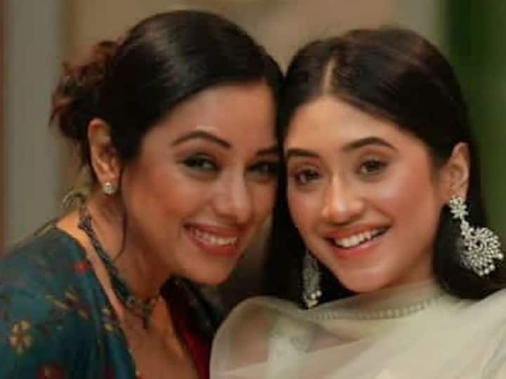 Happy Birthday Shivangi Joshi: Rupali Ganguly Aka Anupamaa Wishes Yeh Rishta's Naira With The Sweetest Post