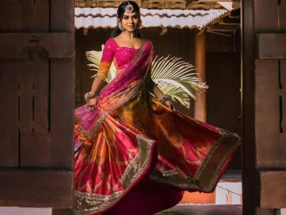 Meenakshi Govindarajan | அழகிய மாடர்ன் மங்கை - நடிகை மீனாட்சி கோவிந்தராஜனின் அசத்தல் புகைப்படங்கள்