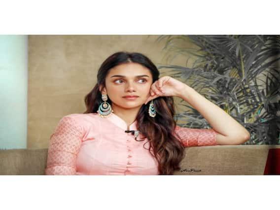 Aditi Rao Hydari :அடடா நான் கவிஞன் உனை பார்த்து கெட்டுப்போன கவிஞன்  - அதிதி ராவ் ஹைதாரி