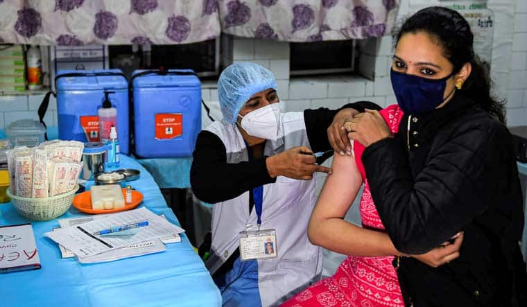 No vaccination of youth for the second consecutive day in Delhi, vaccine doses over for 45+ – Atishi