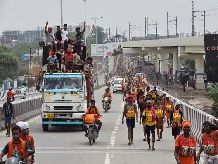 Security Tightened Along Haridwar Borders To Stop Kanwariyas From Entering