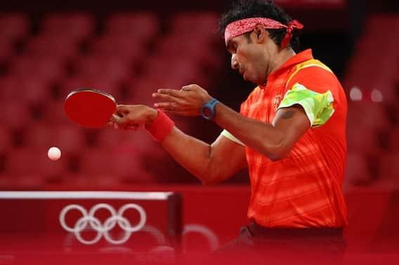 Tokyo Olympics: 4వ రోజు చిత్రాలు... మనిక బాత్ర ఓటమి... శరత్ కమల్ ముందంజ