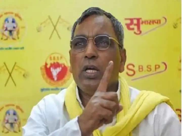 UP Election 2022: ओम प्रकाश राजभर बोले, हमारे मोर्चे में नहीं होगा सीटों का झगड़ा