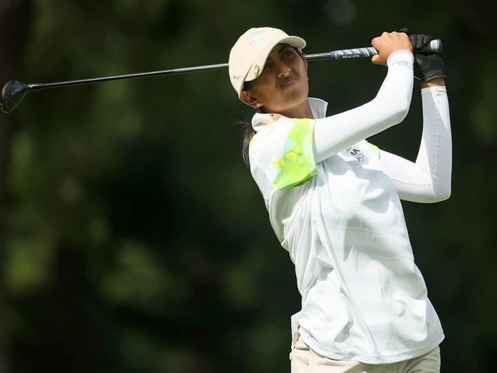 Tokyo Olympics 2020, Aditi Ashok, Golf, Golfer is sad for not able to win medal for India