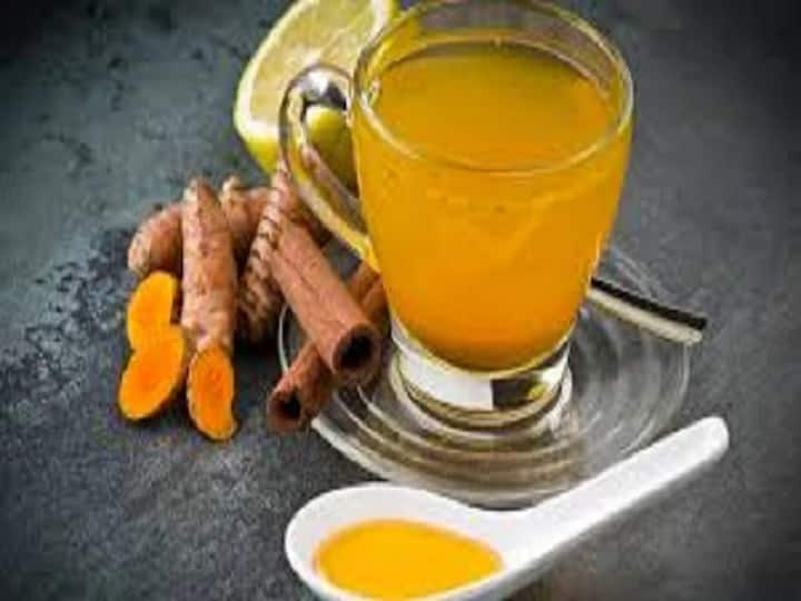 Special kada of turmeric and tulsi helps you to strengthen your immunity