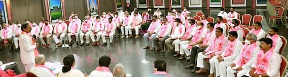 CM KCR: రానున్న 20 ఏళ్లు టీఆర్ఎస్ పార్టీదే అధికారం.. త్వరలో కొత్త జిల్లా అధ్యక్షులను నియమిస్తాం