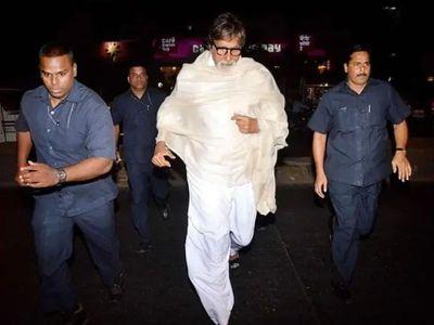Amitabh Bachchan के पर्सनल सिक्योरिटी गार्ड हैं Jitendra Shinde, उनकी सैलरी सुनकर आपके होश उड़ जाएंगे