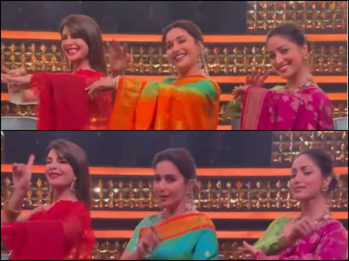 Dance Deewane 3: Madhuri, Jacqueline & Yami Groove Collectively On Asha Bhosle's Marathi Tune