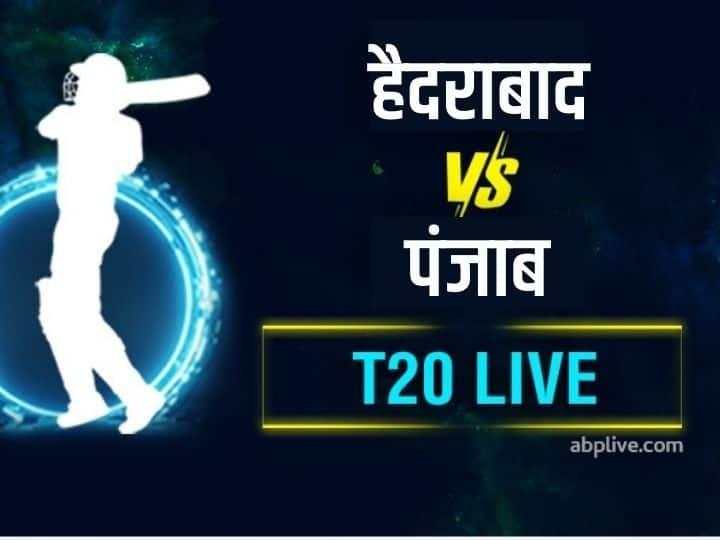 पंजाब किंग्स और हैदराबाद के बीच मैच आज, सात बजे होगा टॉस