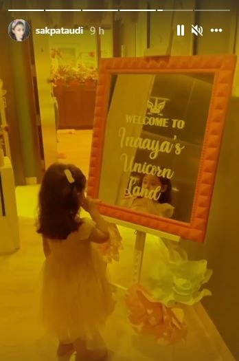 Inaaya's Birthday Bash: Taimur Ali Khan Is the 'Only Person' Ibrahim Would Get Matching Tattoos With