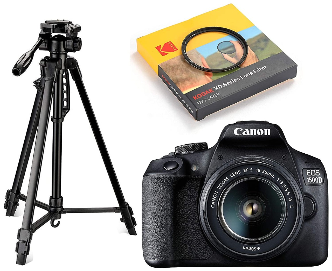 Amazon Navigation Night Sale: Learn About The Top 5 DSLR Camera Deals and Discounts Available on Amazon